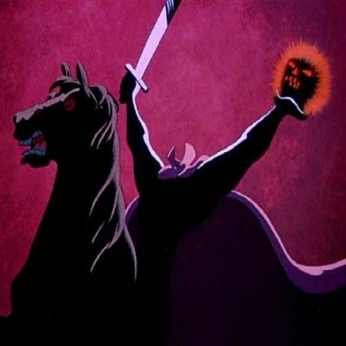 The Headless Horseman - The Legend of Sleepy Hollow
