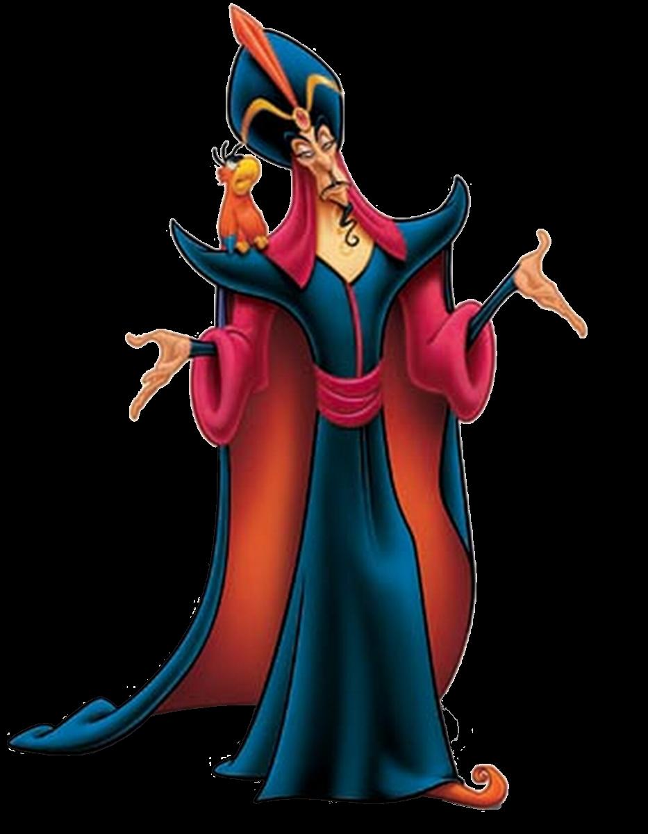 The Evil Wizard - Aladdin