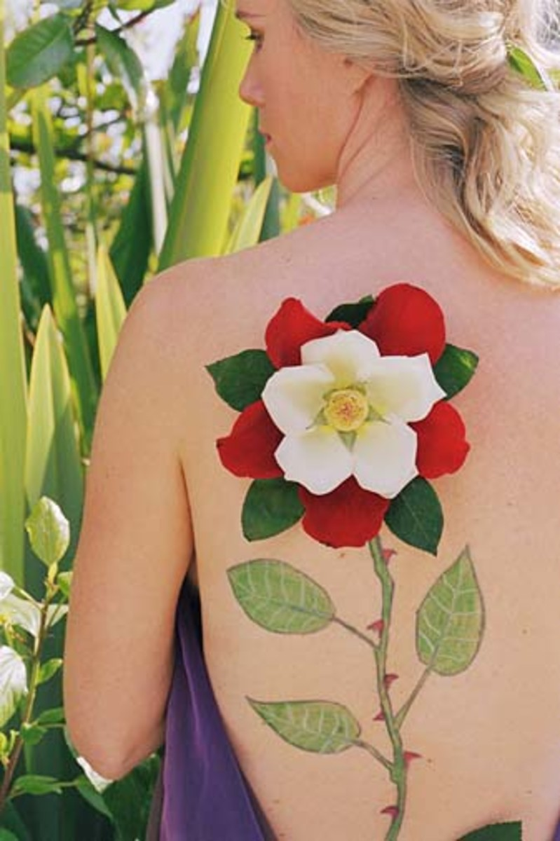 flowertattoosgalleriesphotosimages