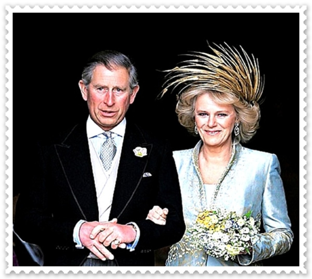 Prince Charles and Camellia