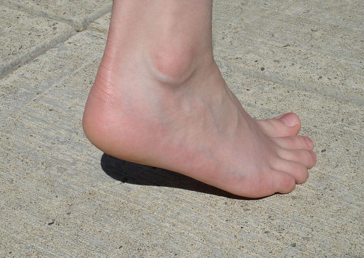 Girls Heel