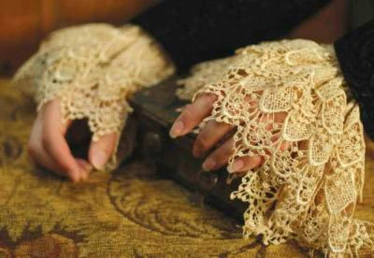 The Artistry Of Venetian Lace