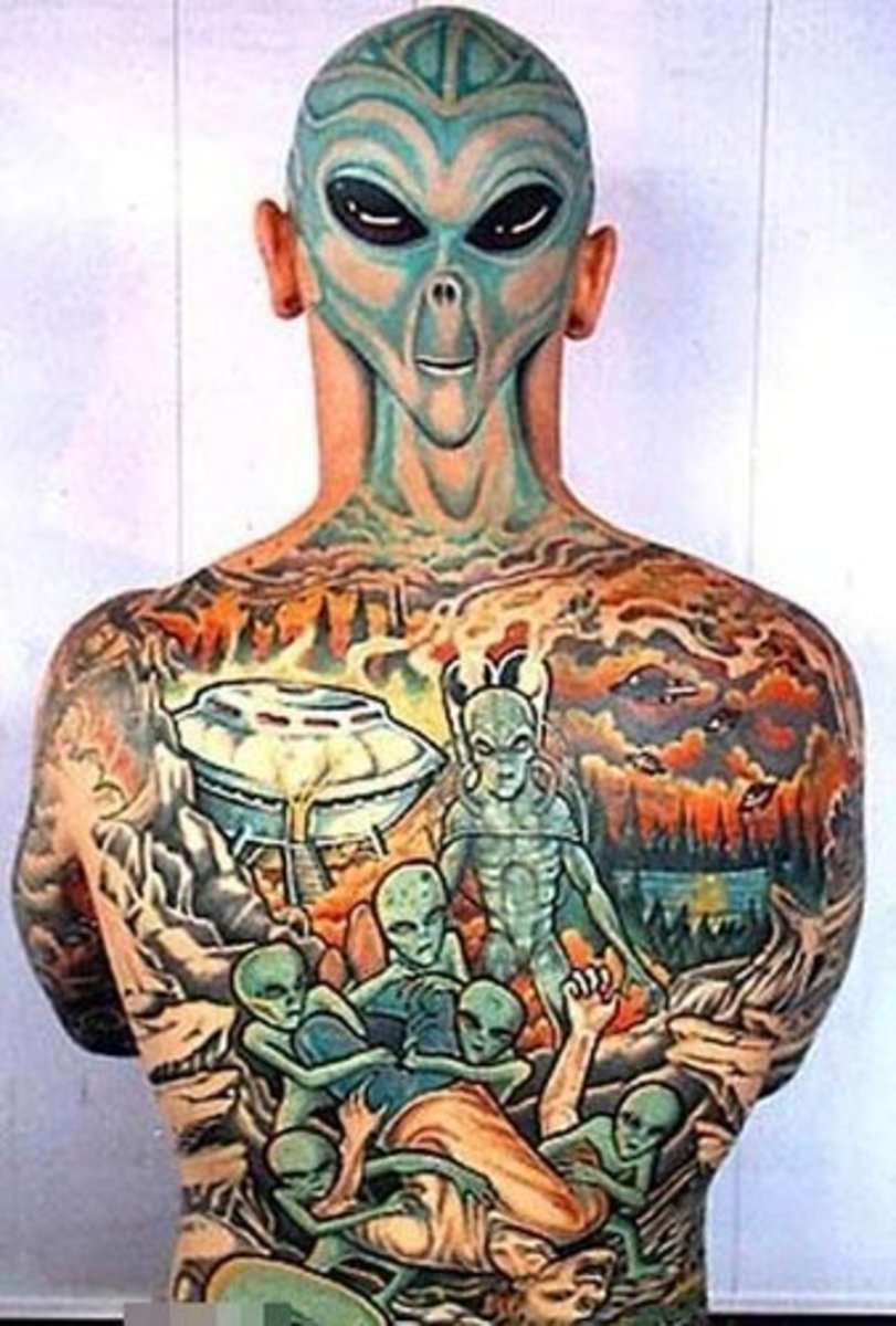 I've heard that tats like this get any girl hot and bothered.