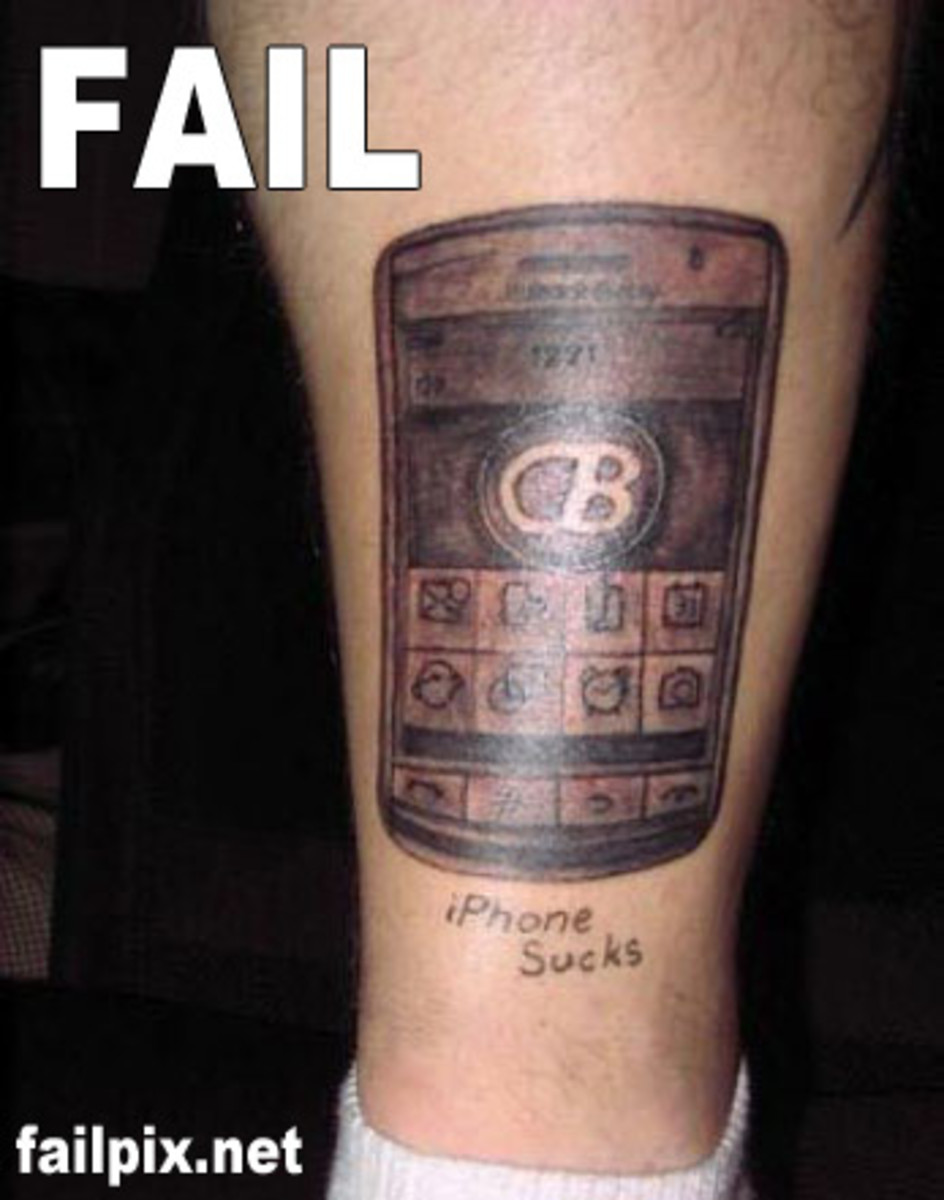 55+ Worst Tattoos Ever!