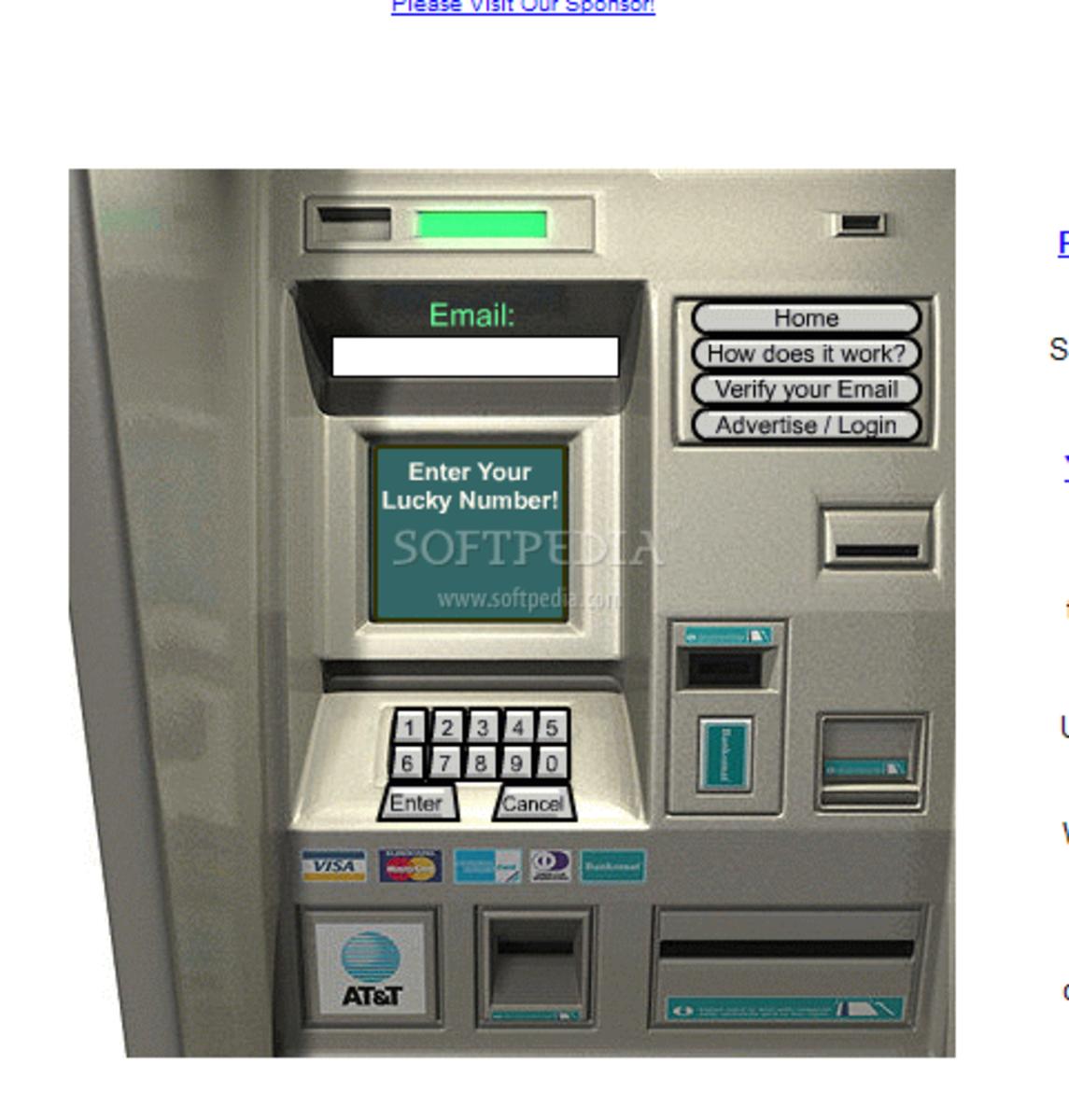 Machine For Money