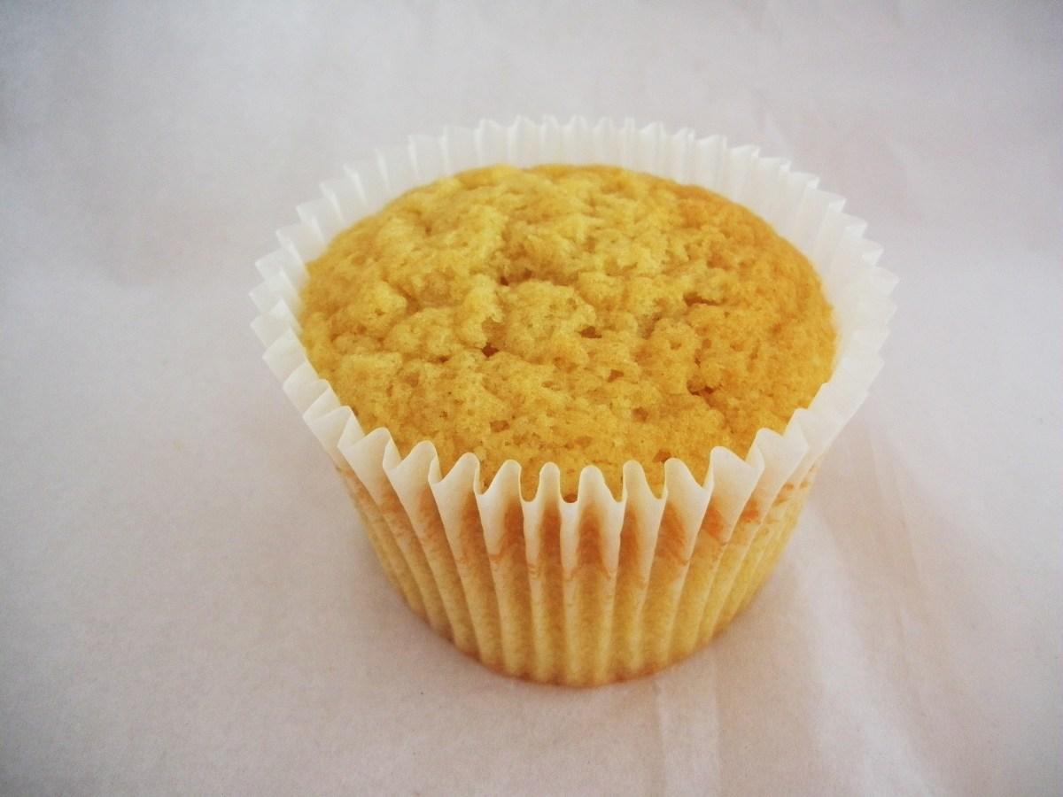 Flat Topped Cupcake