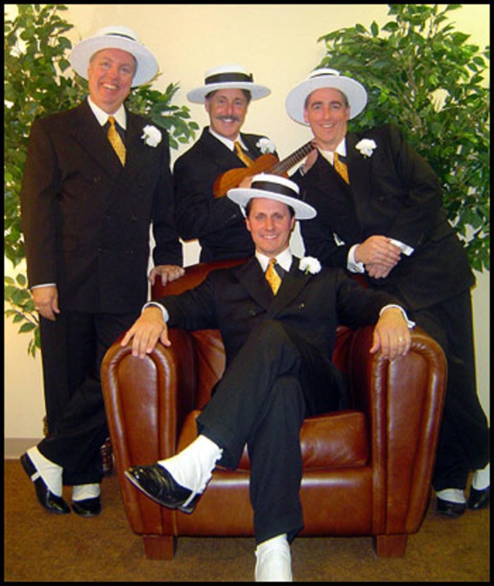 Take a gander at these gentlemen!