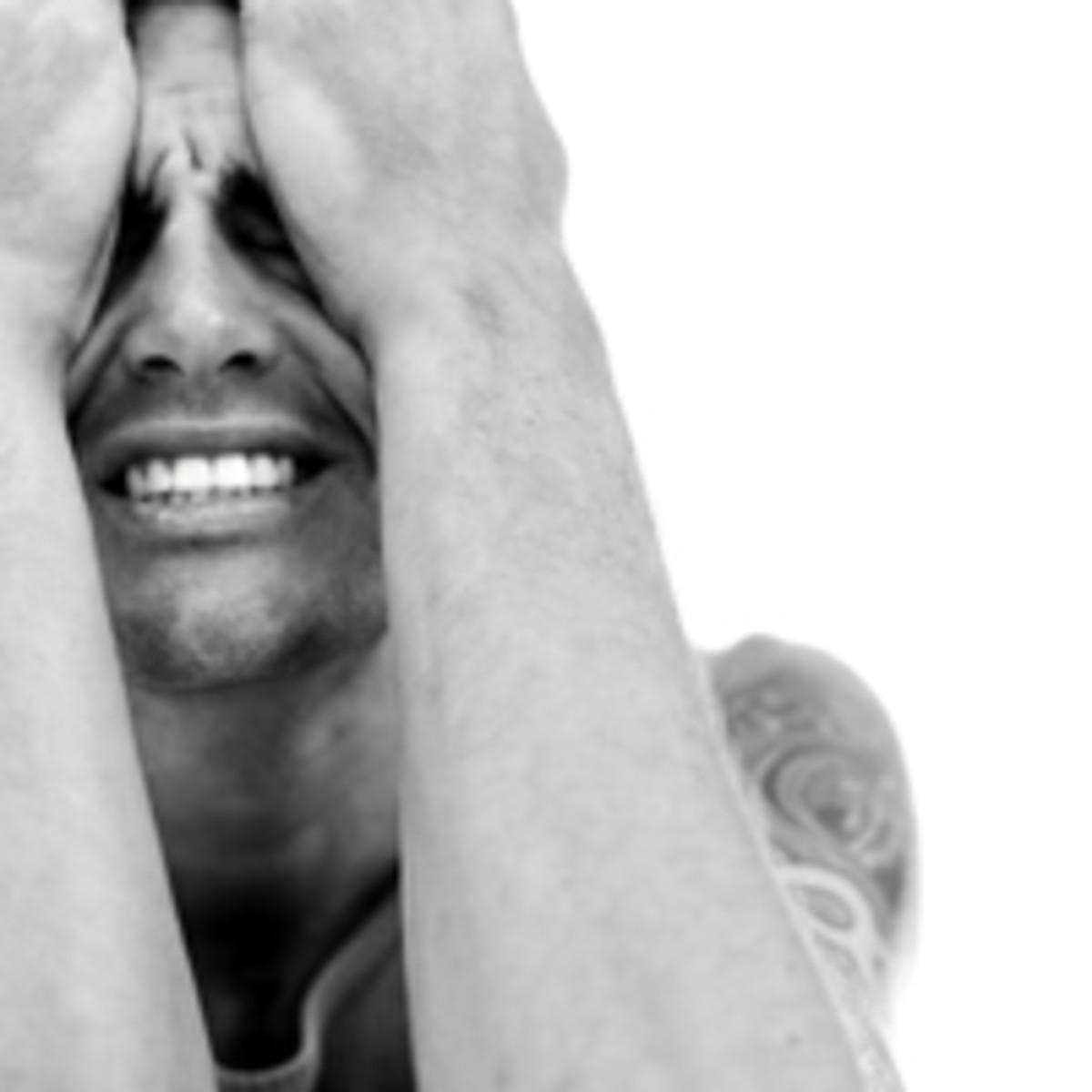 Get your mind off negative emotions