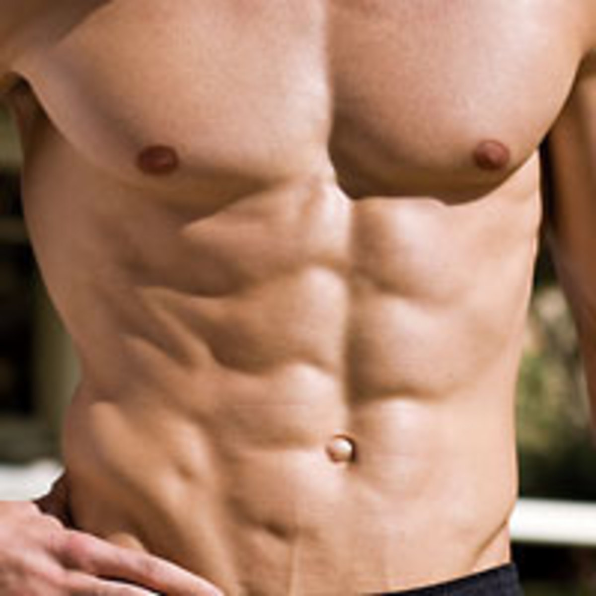Complete six pack abs