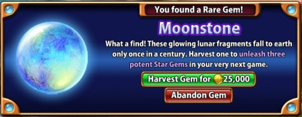 New Moonstone Powerup available!