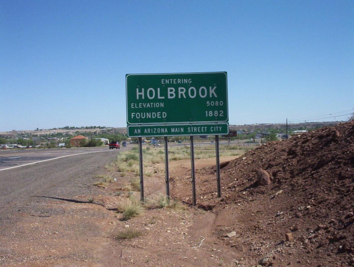 Holbrook, AZ