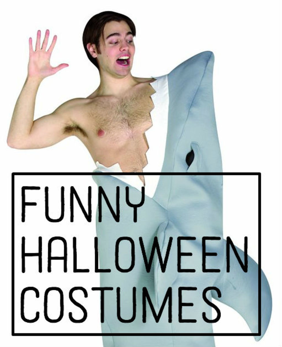Funny Costume Ideas for Halloween 2015