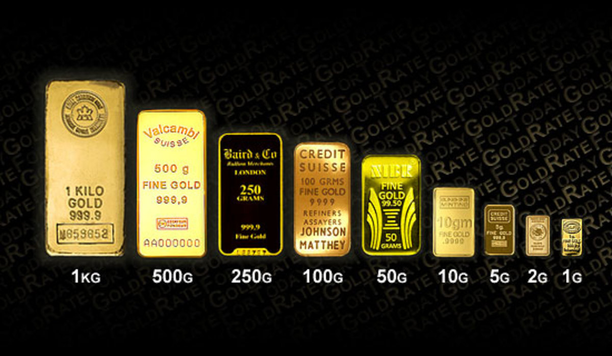 Why Buy 1 Kilo Gold Bars?