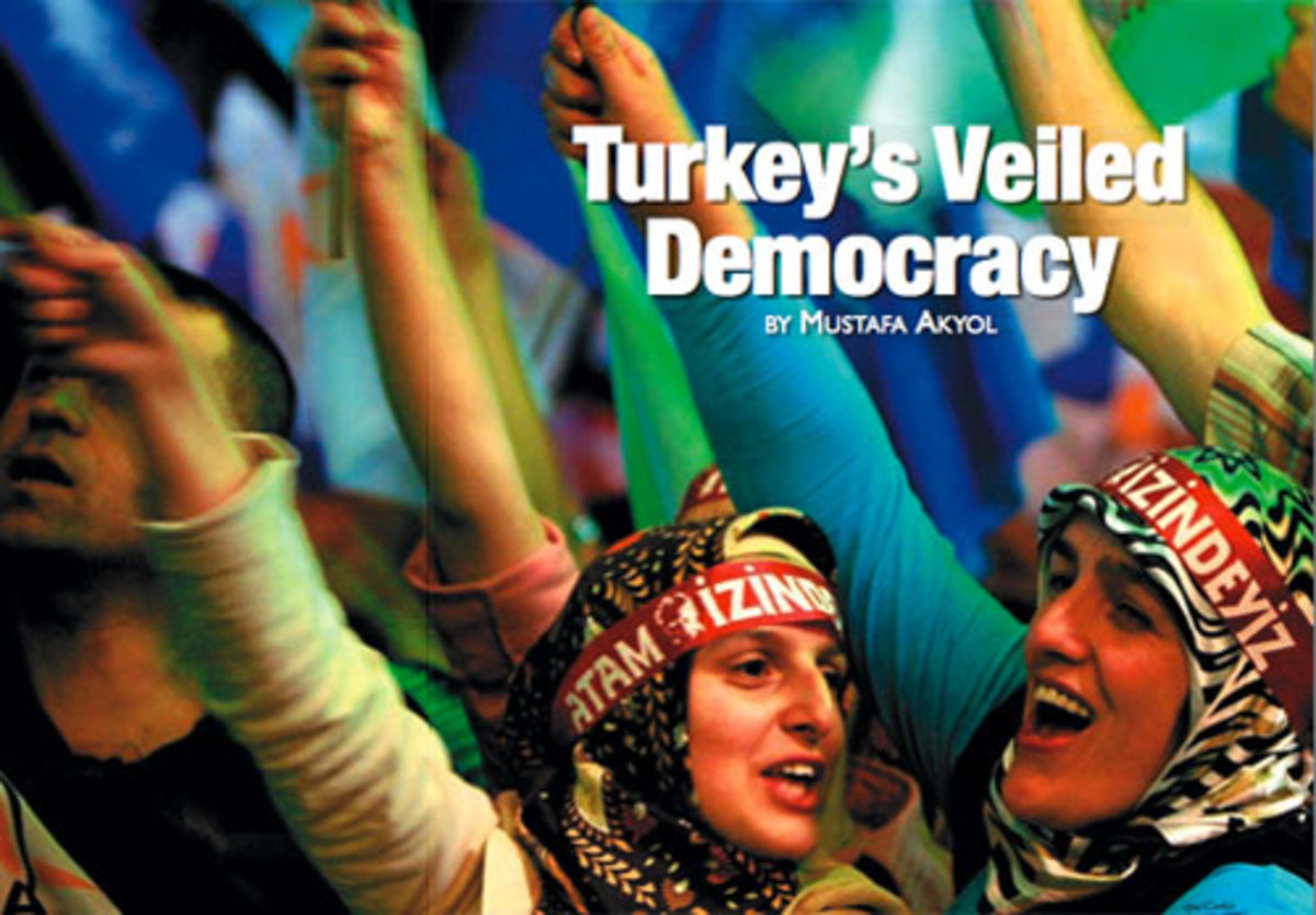 Turkey remains a democratic theocracy and has laws that clamp tightly on basic human freedoms