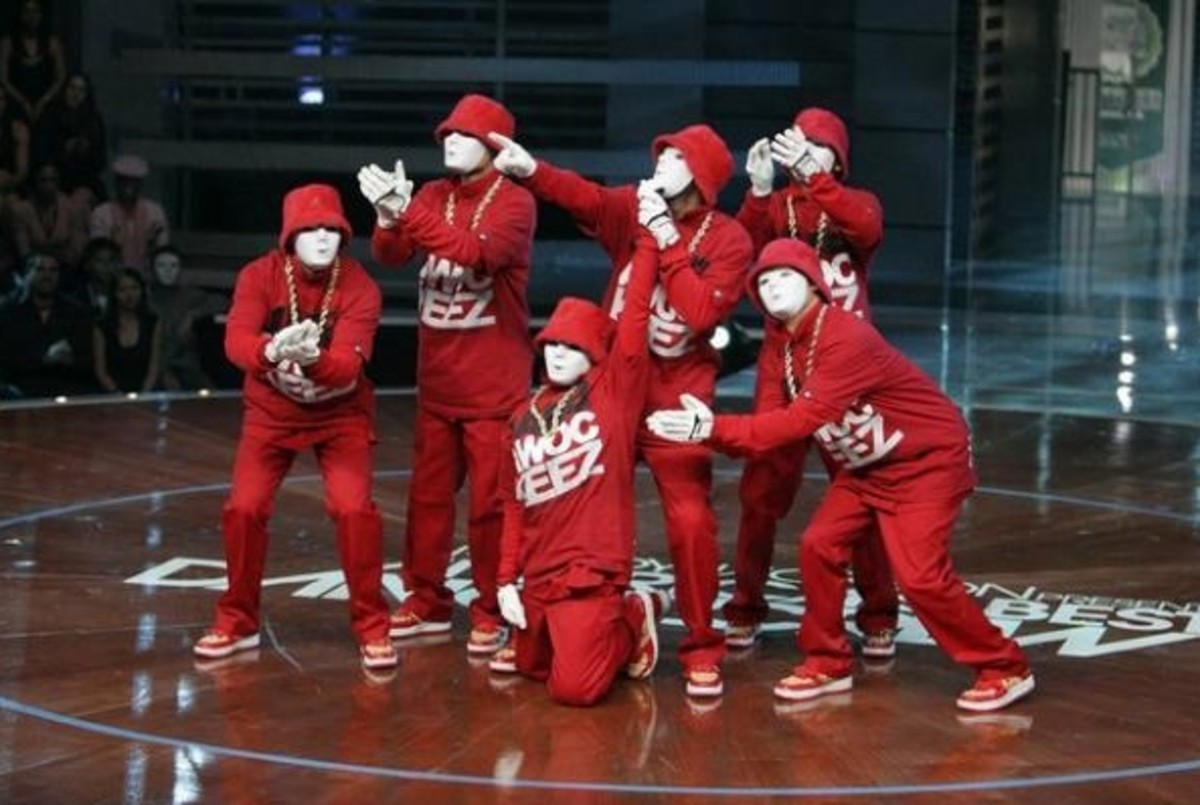 Jabbawockeez: 1st Season America's Best Dance Crew Champions