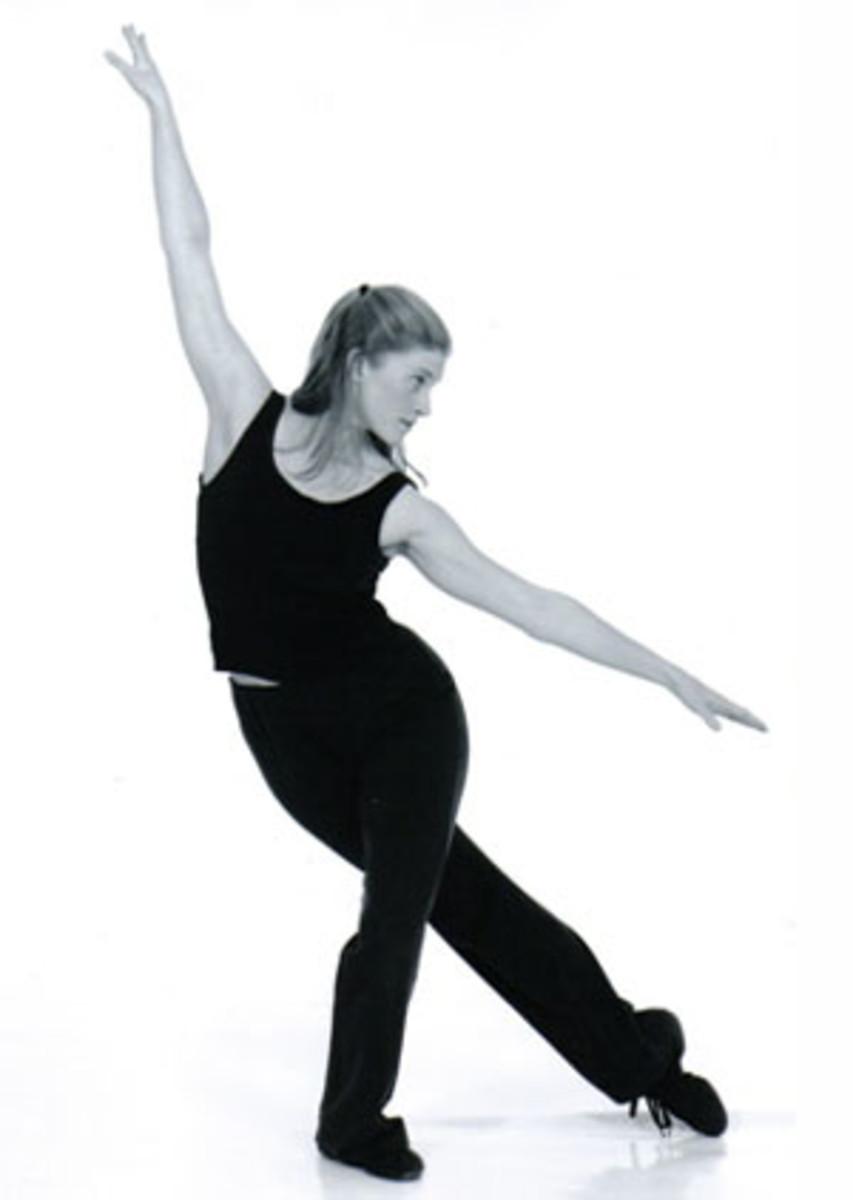 Этот танец экспрессивный, эмоциональный, яркий танец