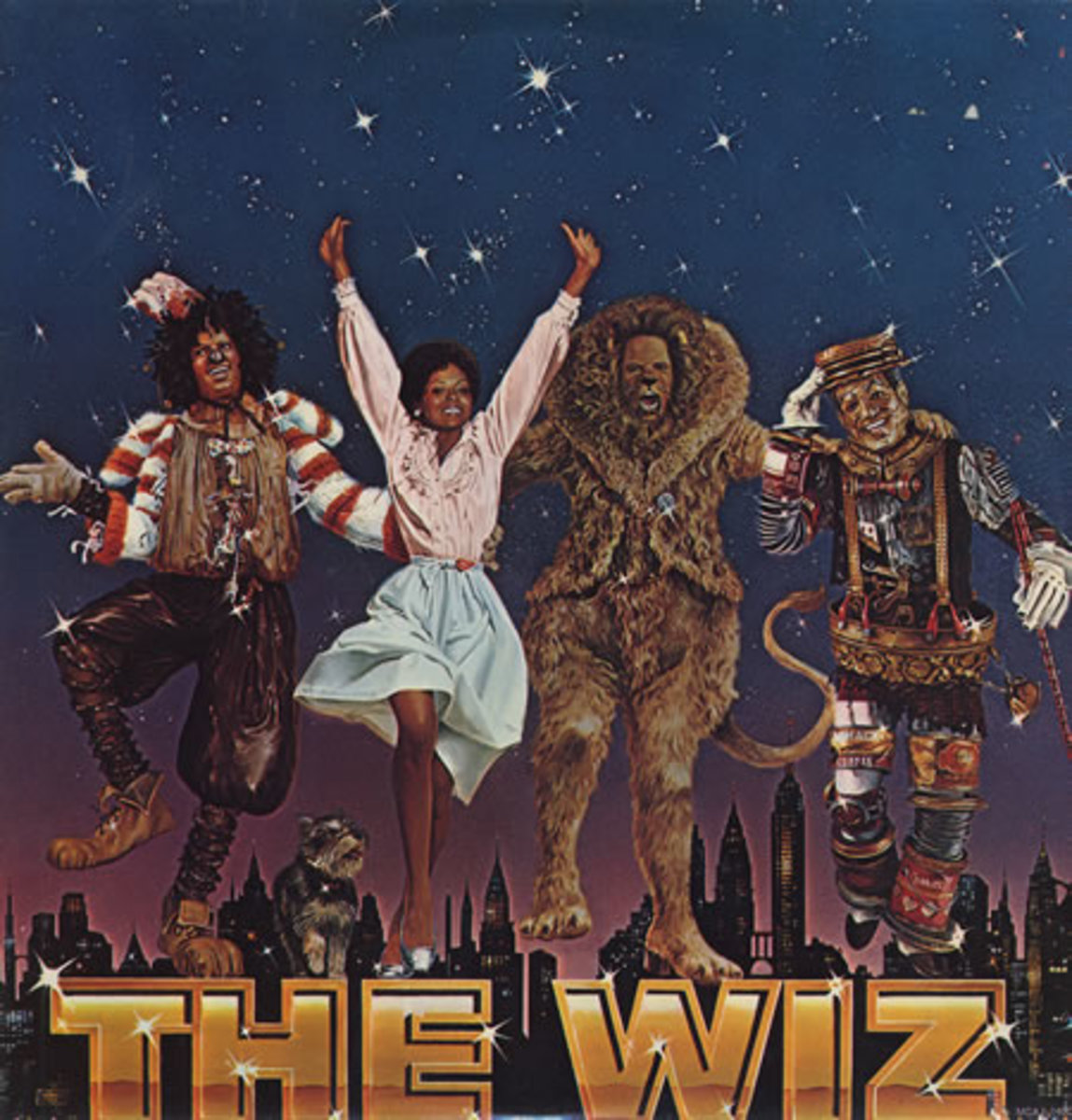 The Wiz: the movie