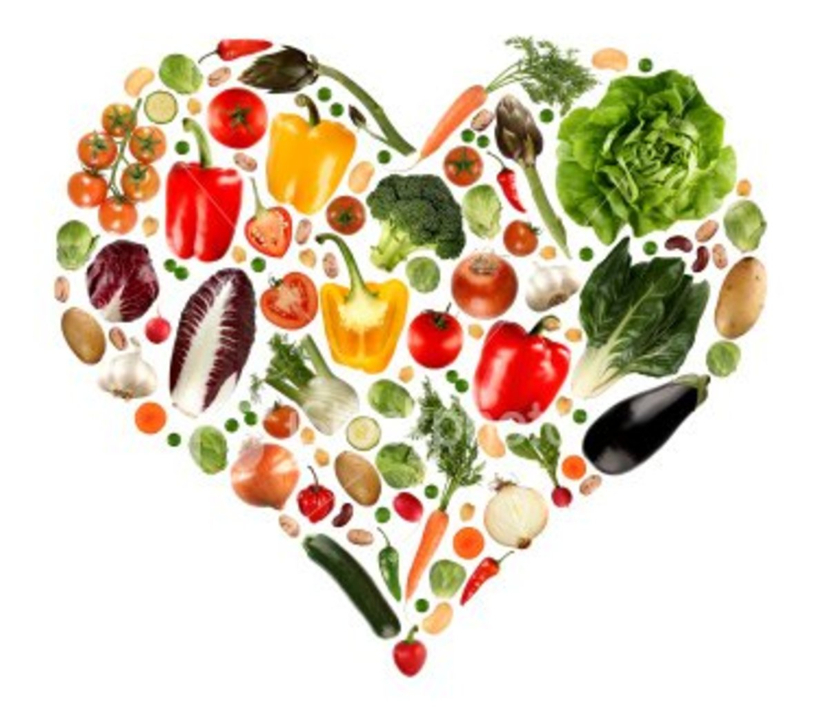 i love healthy eating!