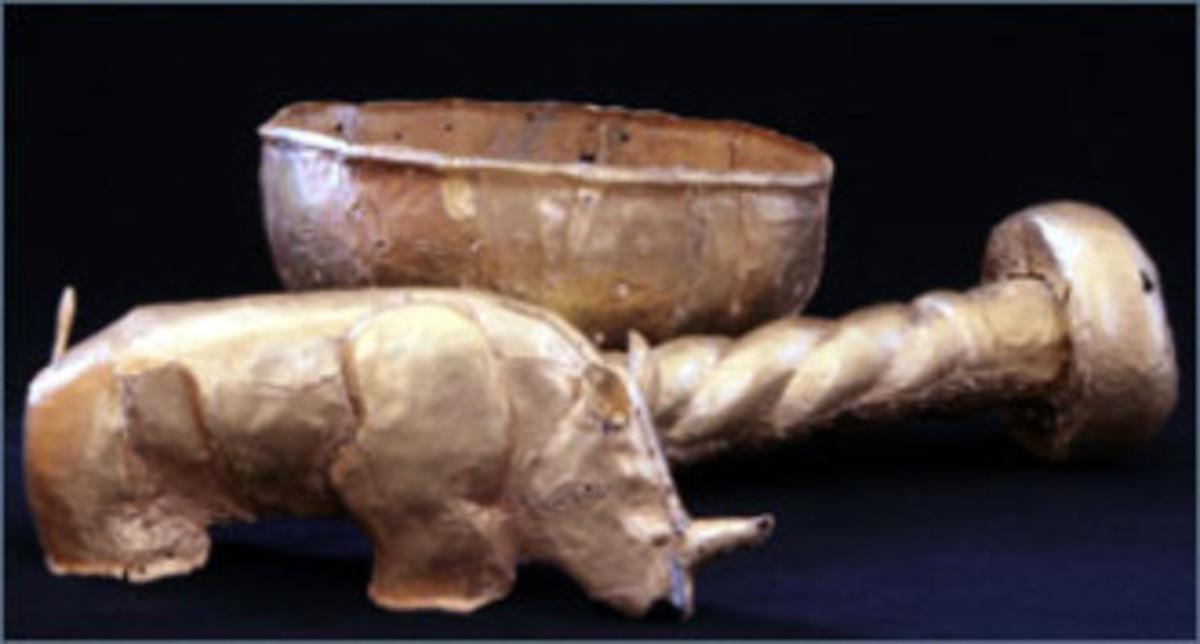 Mapungubwe's material culture