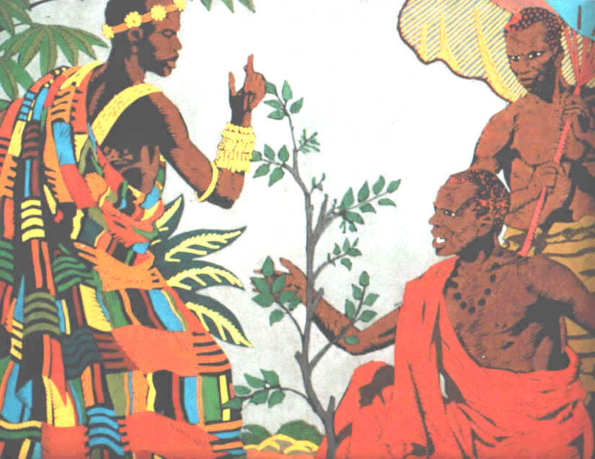 Osei Tutu - Founder of the Ashanti Nation
