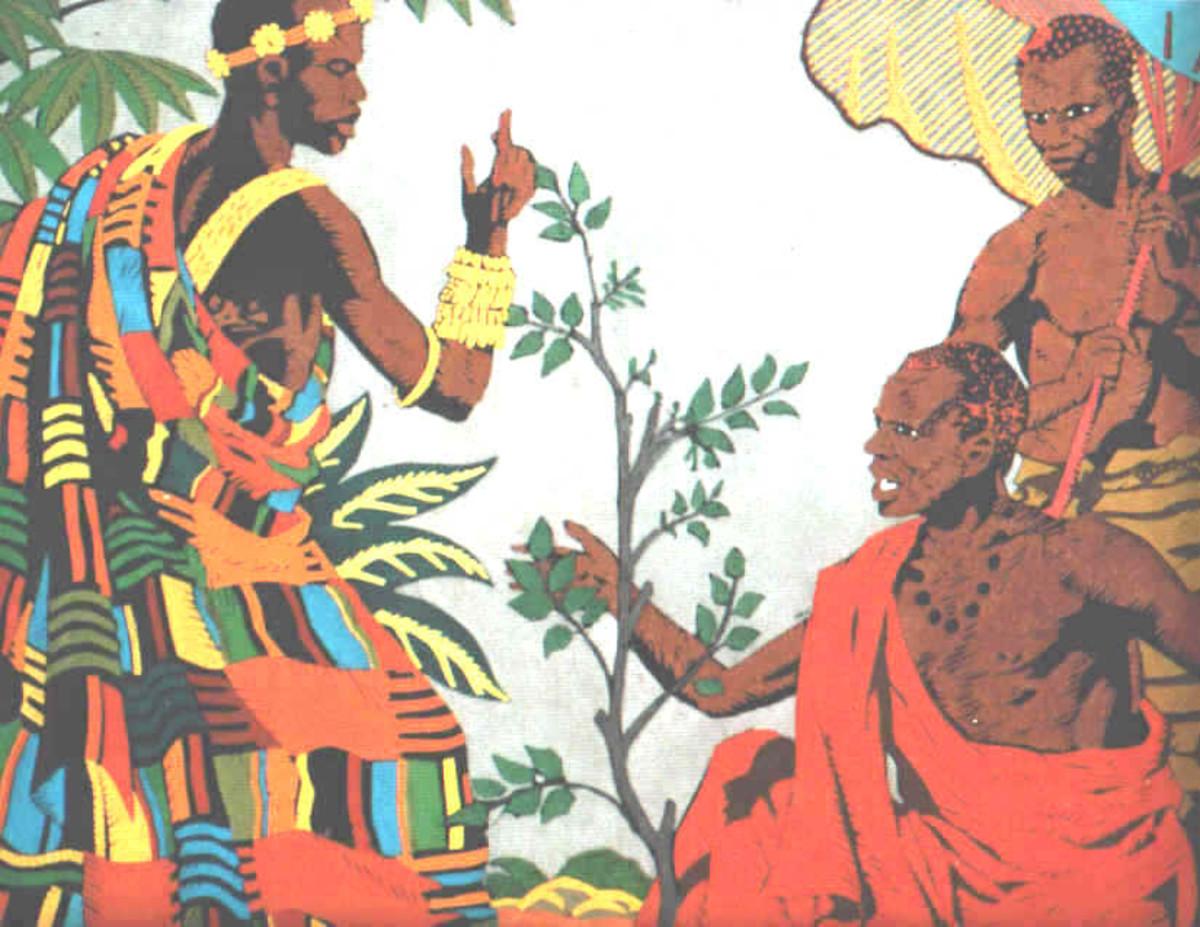 Osei Tutu - Founder of the Ashanti Nation