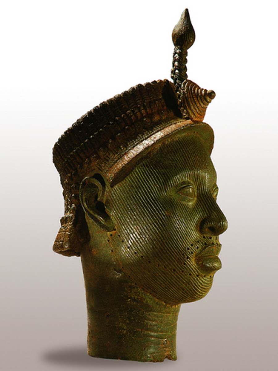 Nok Culture of Ife