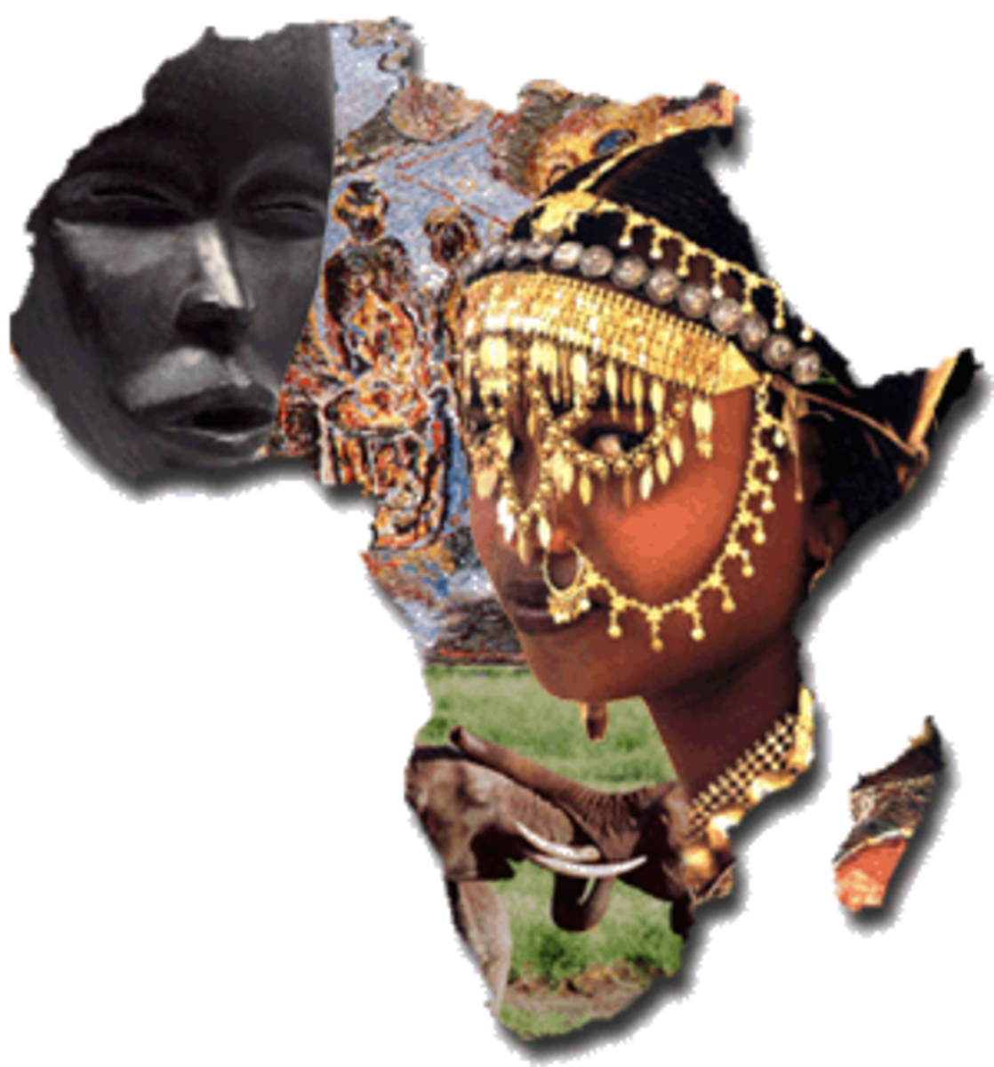 Africa is the Cradle and origin of Man.