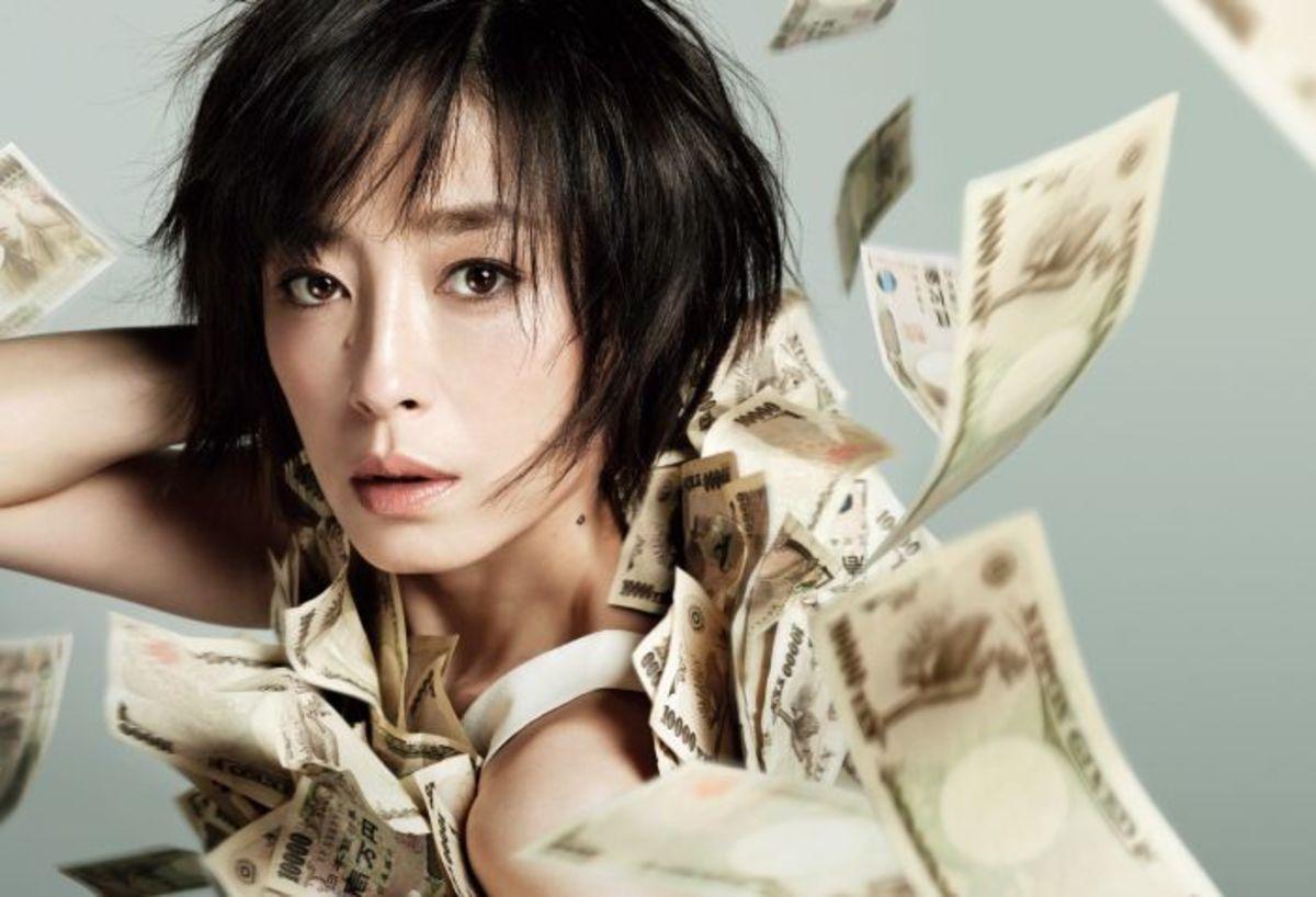 Rie Miyazawa - Japanese Actress