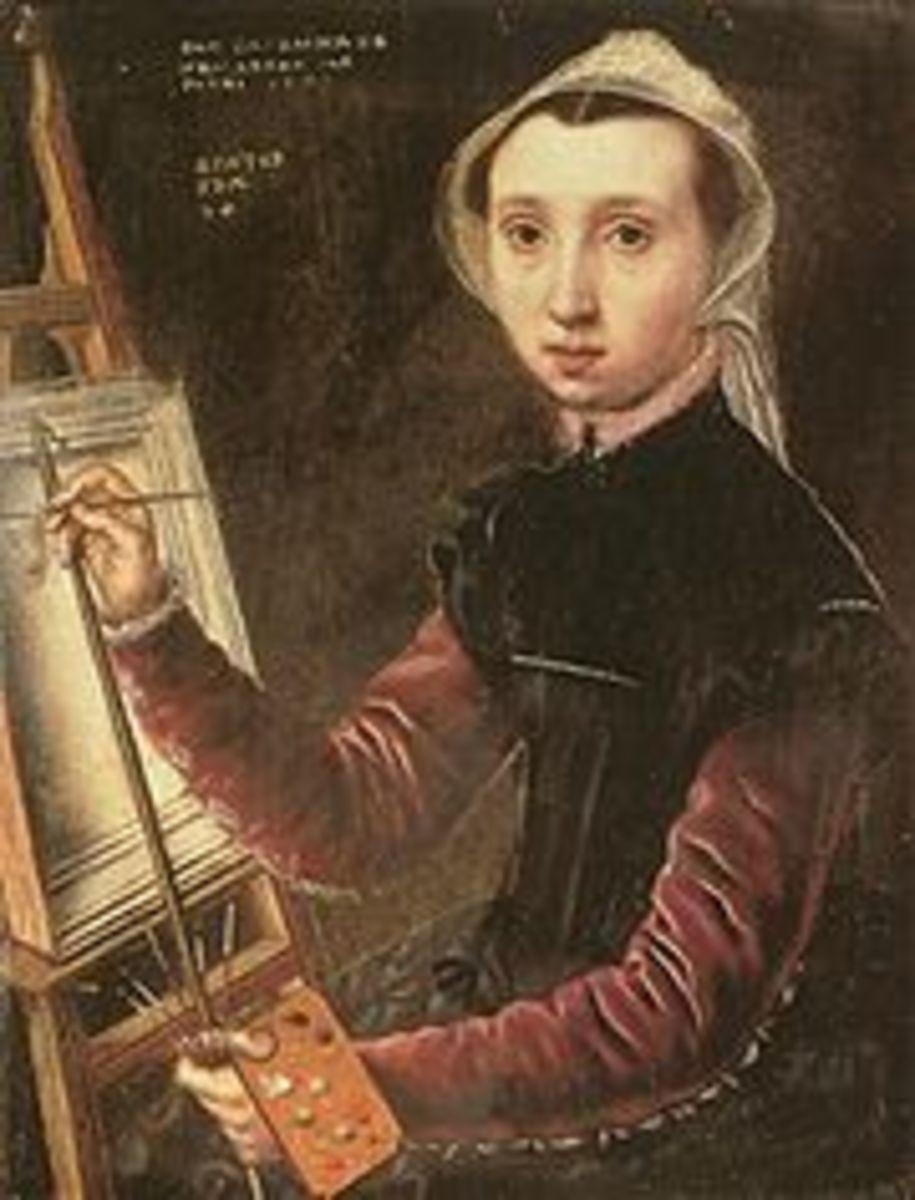 Caterina v. Hemessen