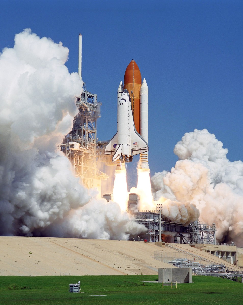 See a Space Shuttle Launch
