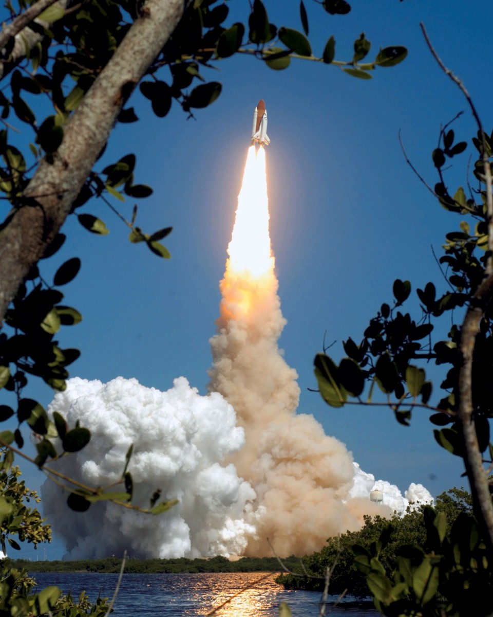 View a Space Shuttle Launch