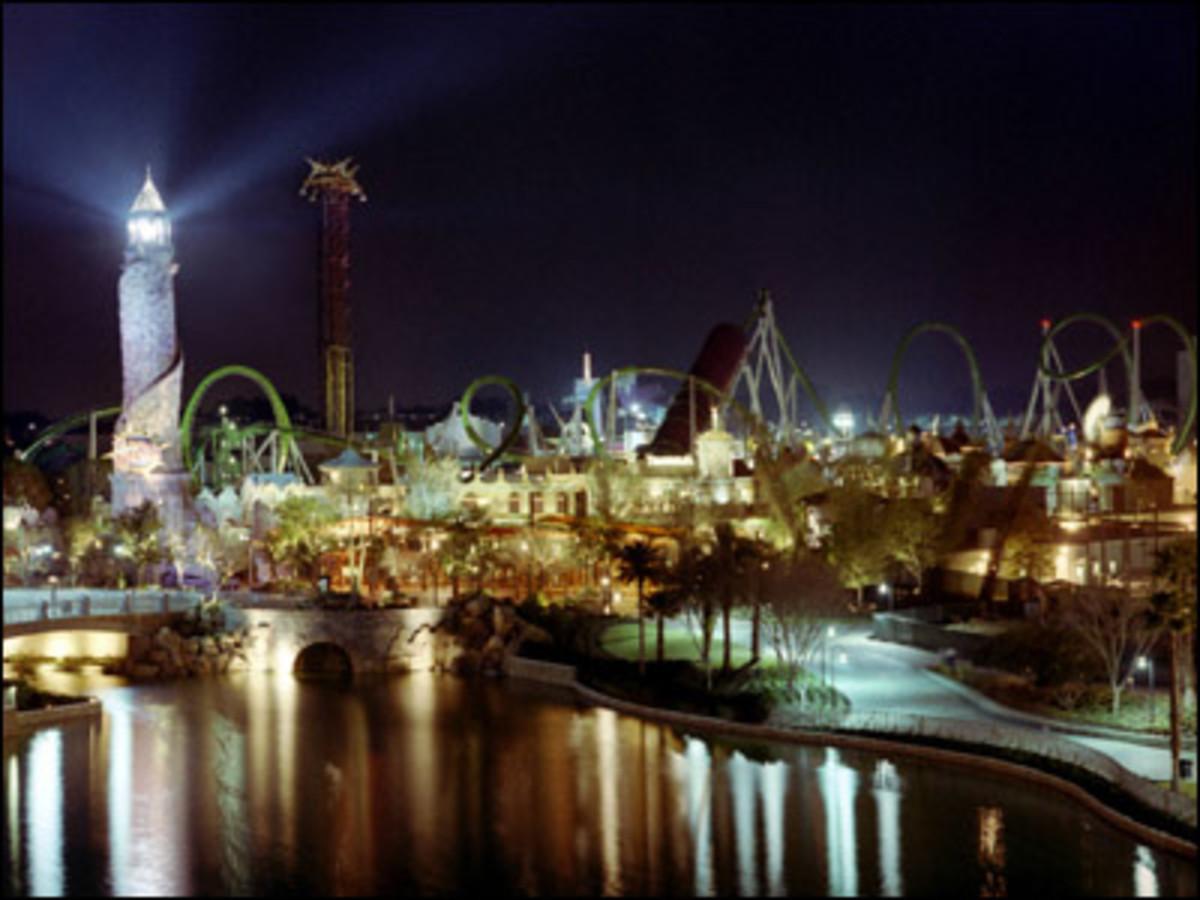 Take a Trip to Universal Studios
