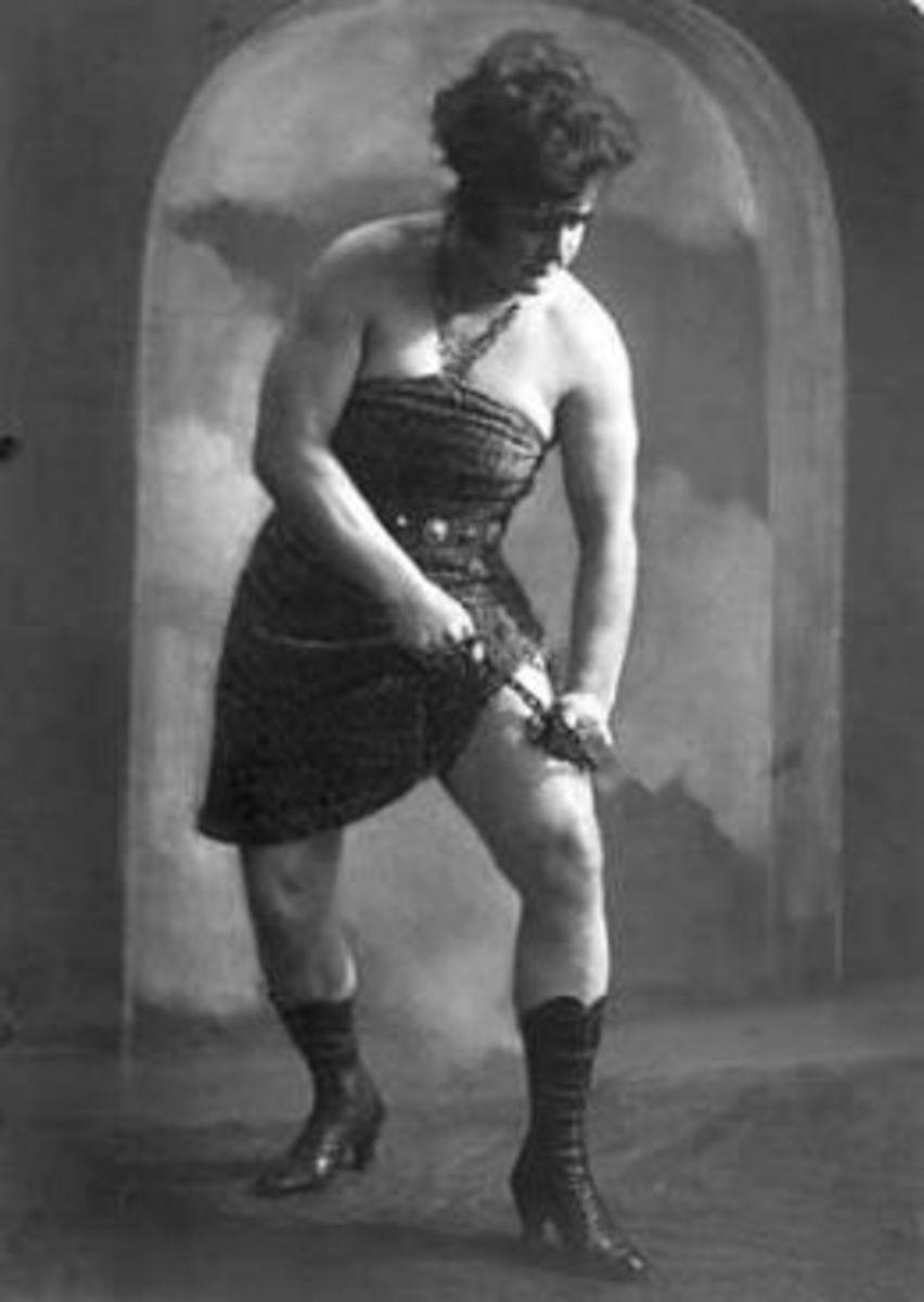Katie Sandwina (1884-1952)