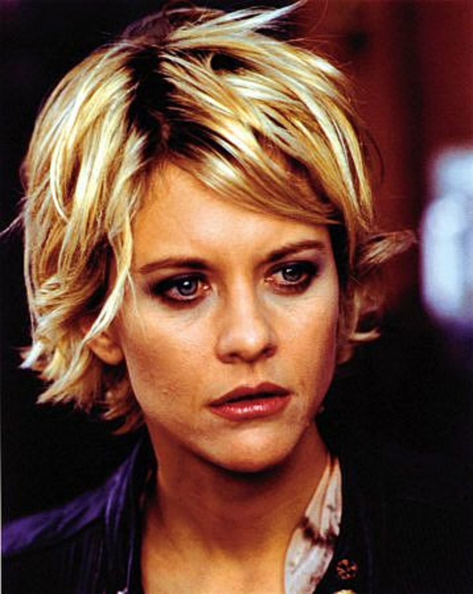 meg ryan shag hairstyles for women