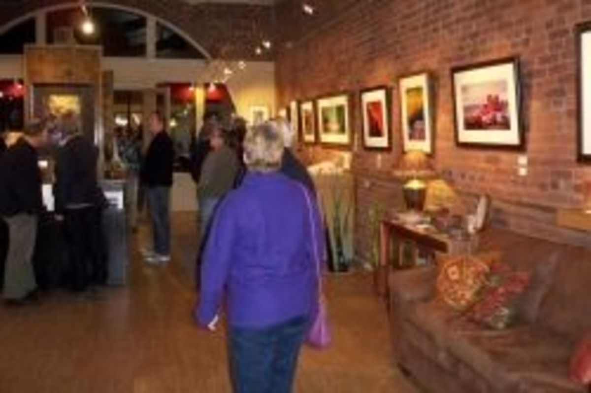 Flagstaff First Friday Art Walk