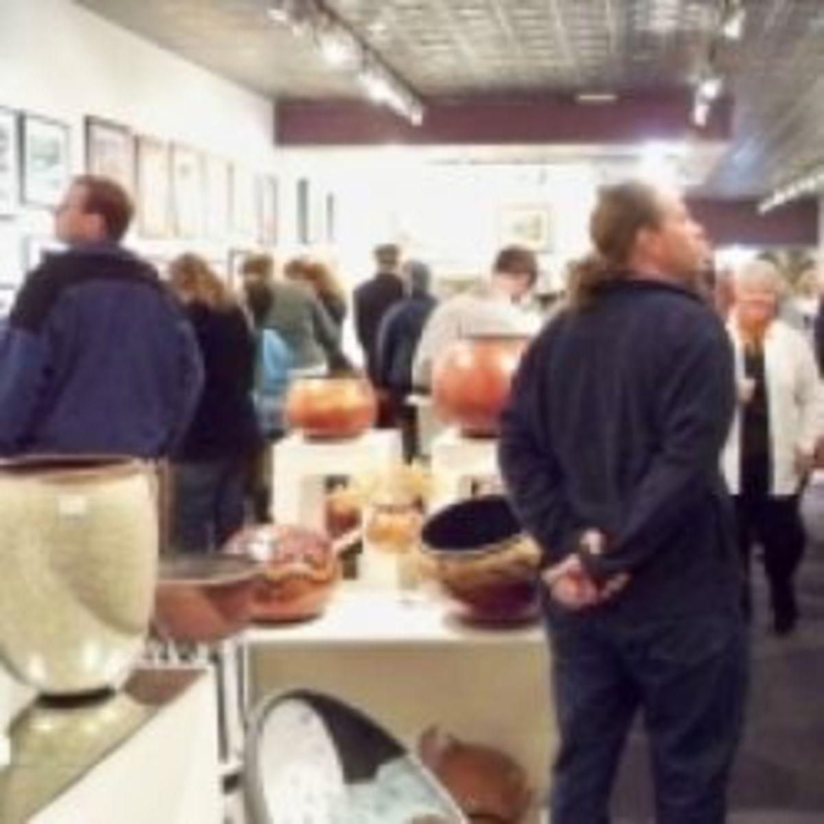 Flagstaff First Friday ArtWalks