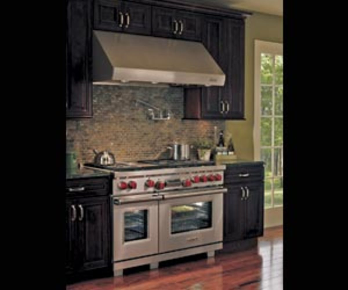 Gas Ranges of Commercial Quality Require Special Ventilation