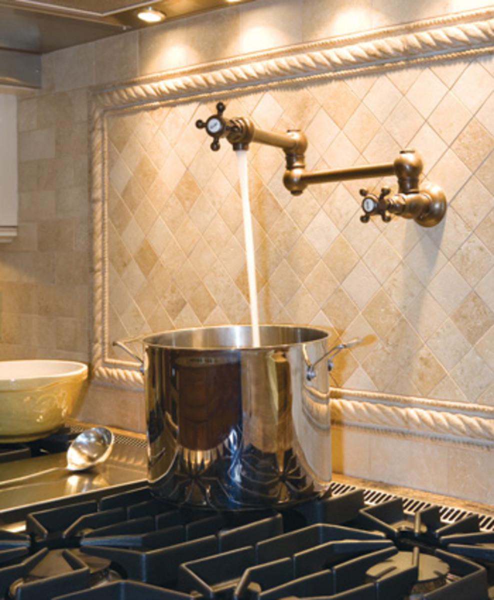 Pictures Of Dream Kitchen Appliances And Hardware