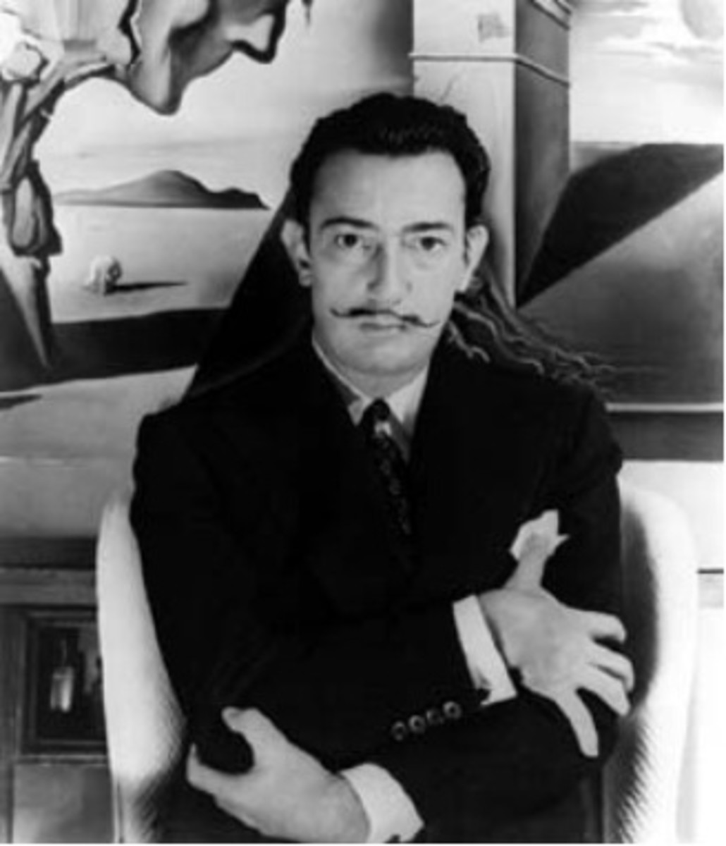 The Eccentric Life of Salvador Dali