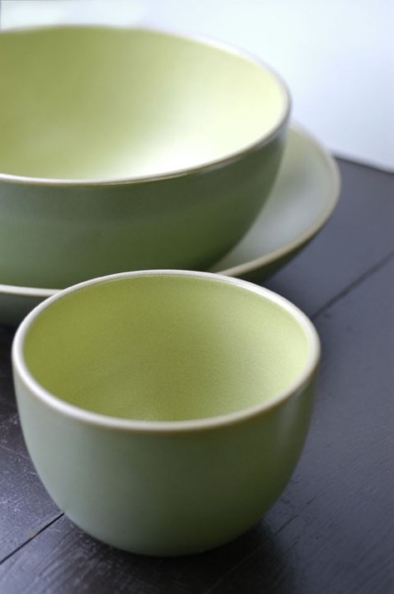Heath ceramic bowls