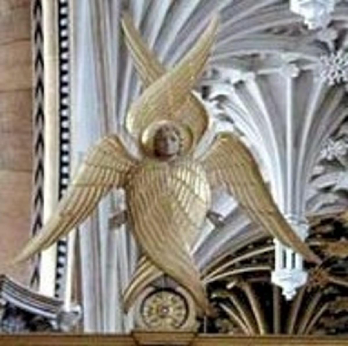 Seraphim (six wings)