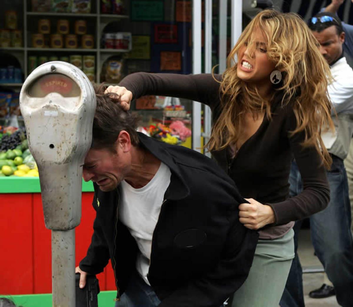 Jessica Alba has had enough of your crap!