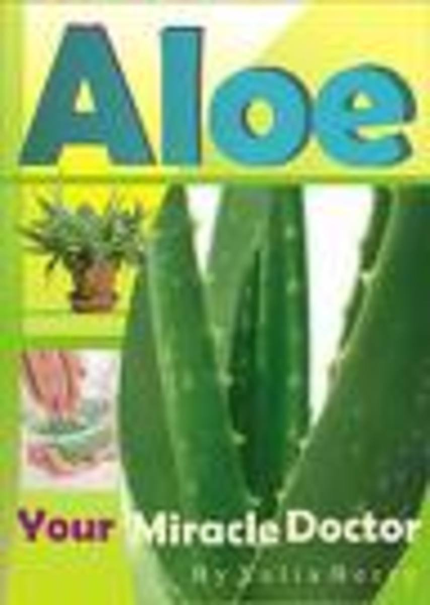 Healing powers of Aloe Vera