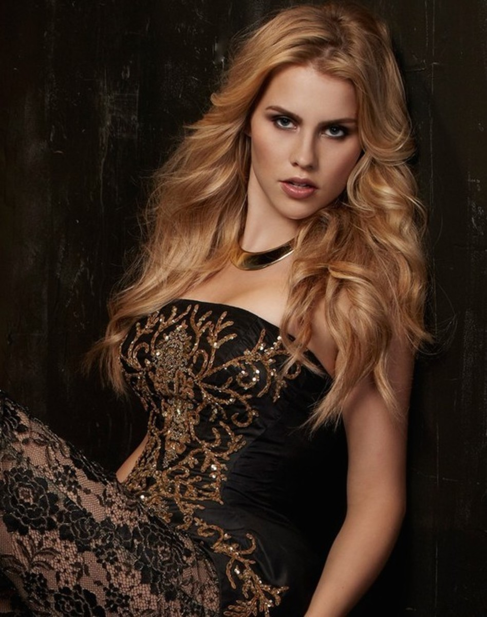 The Vampire Diaries' Claire Holt