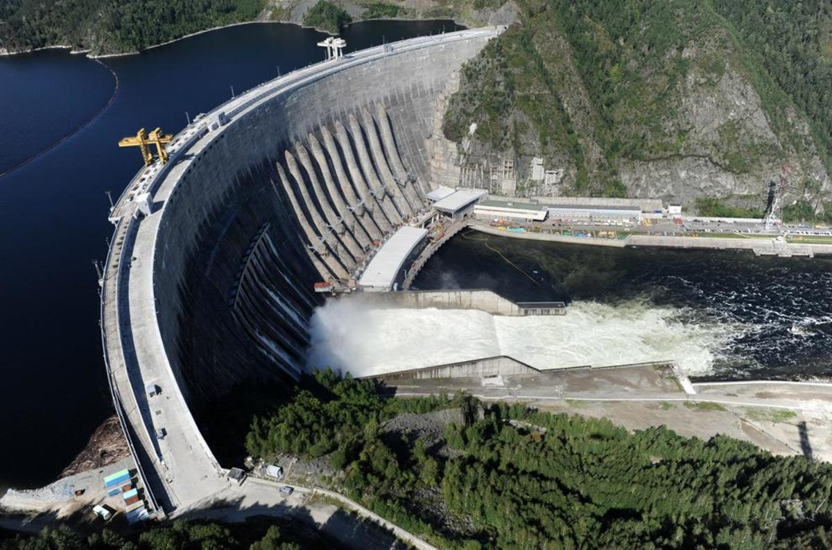 The Sayano-Shushenskaya dam hydro-electric power station accident due to Turbine Failure
