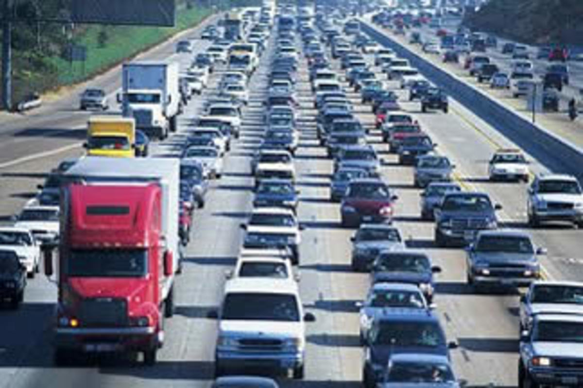 Technology and technique helped us make cars; which led us into building Highways, which in the final analysis subject us to constant Gridlock. We end up with wasteful efficient transportation.
