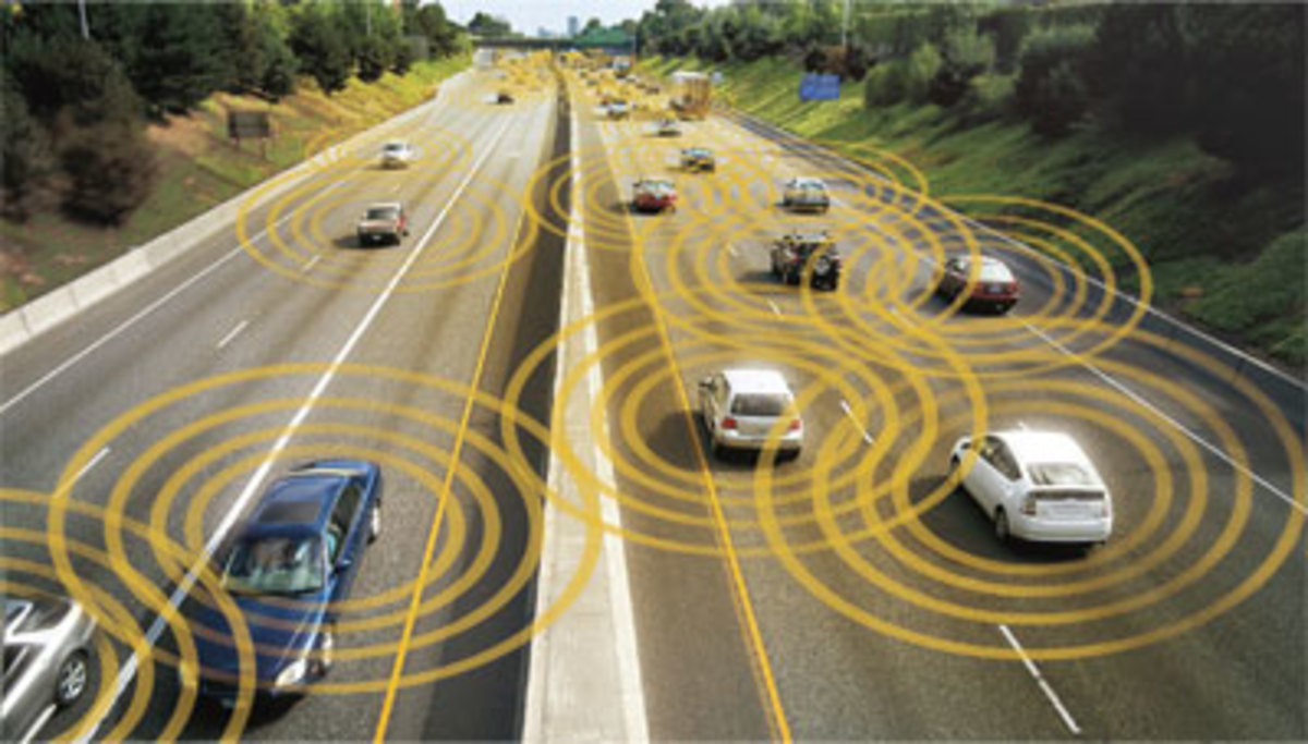 ITS Strategic Plan focuses on enhancements to the transportation system through technology and connectivity, such as vehicle to vehicle that allow vehicles to communicate with each other on the road and have shown to reduce crashes