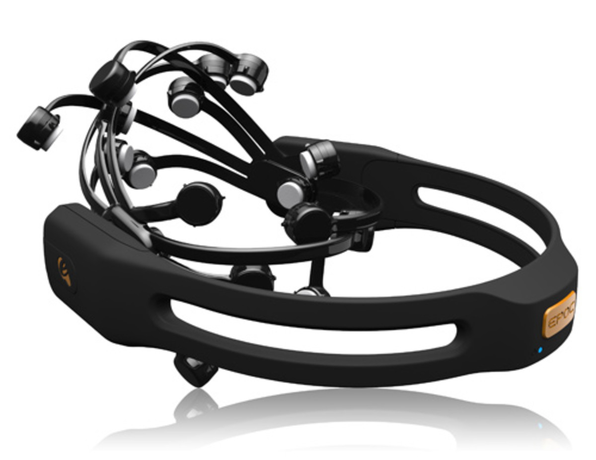 This is a Neuro Headset, used to communicate on may levels with many other people on the Web using the environments of web technology and programming