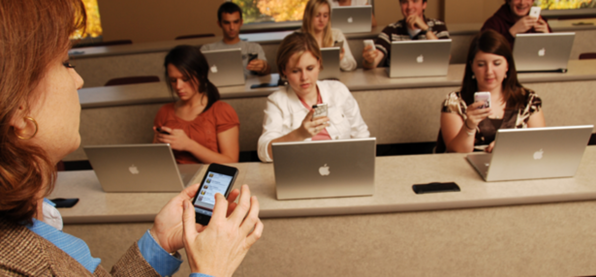 Finding new and innovative ways to integrate technology in the classroom