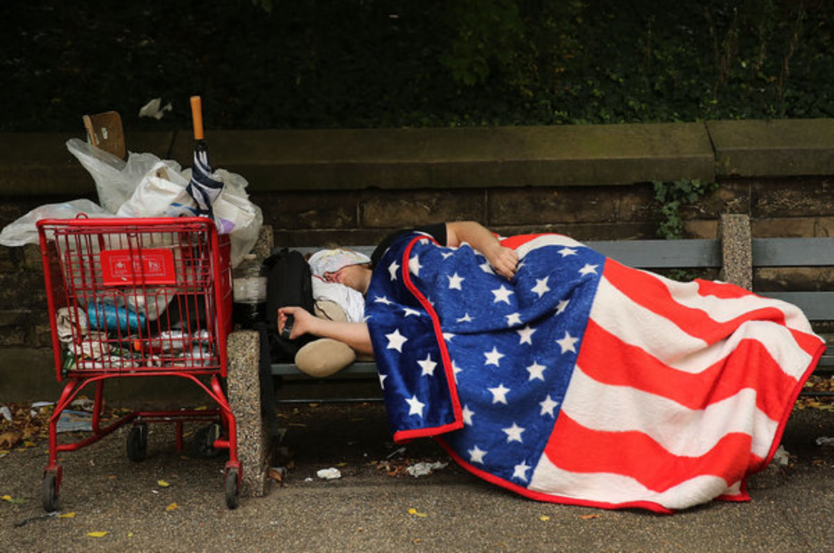 Government  Gridlock, Shutdown, Healthcare Repeal and Reduction of Foodstamps means and increase in Poverty, sickness, homelessness and Suffering for the Majority Unemployed and Destitute Americans